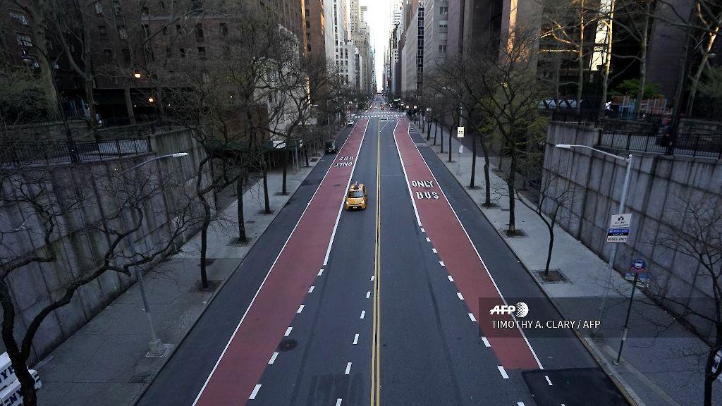 Alcalde de Nueva York quiere reconfinar nueve barrios por covid-19