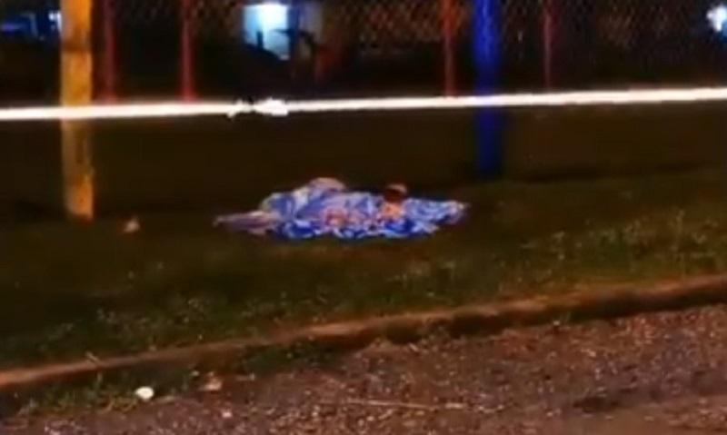 Joven es asesinado en Nuevo Tocumen
