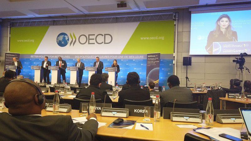 Panamá exige en la OCDE que se reconozcan sus avances