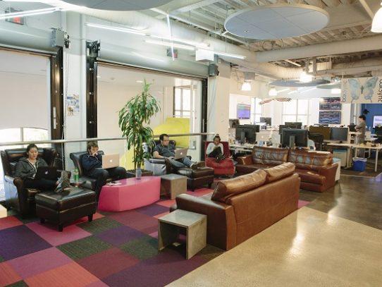 ¿Trabajar en la oficina cinco días a la semana será cosa del pasado?
