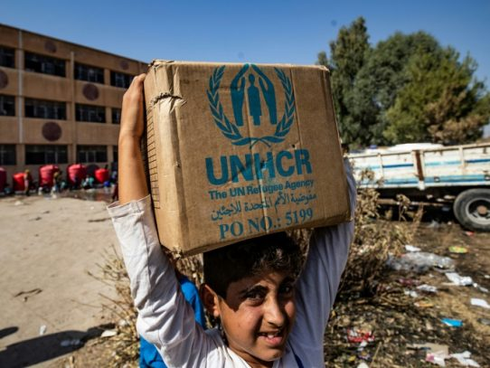 ONU extiende ayuda transfronteriza a Siria, con drástico recorte de Rusia
