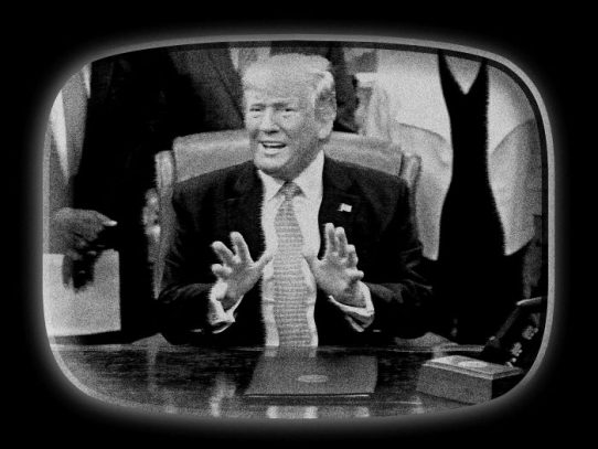 Trump se ha descalificado a sí mismo para contender a la presidencia en 2020