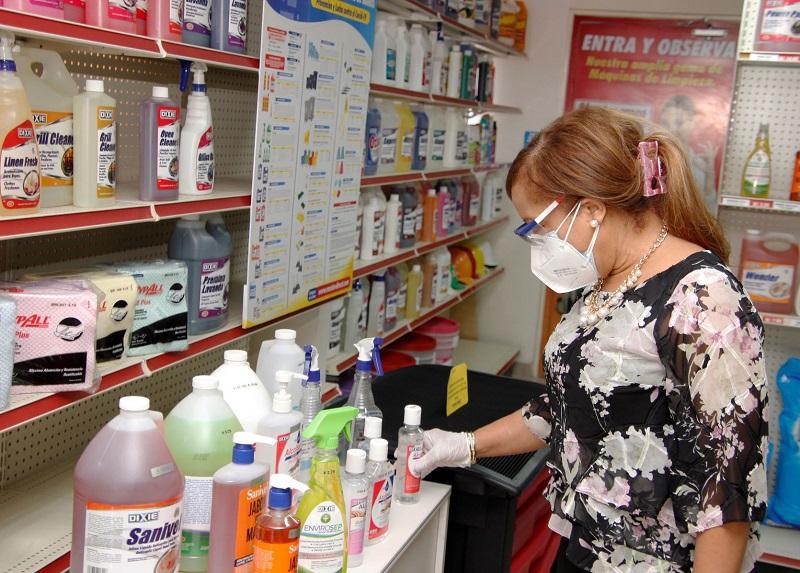 Dirección de Farmacia y Drogas realiza operativo de vigilancia de calidad de gel alcoholado