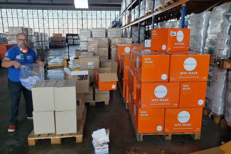 Panamá facilita el envió de ayuda humanitaria a Ecuador