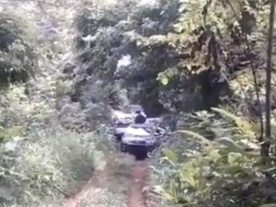 Encuentran el cuerpo de una mujer en el río en Las Garzas