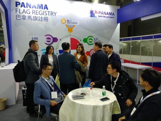 Panamá presenta ventajas de su registro de buques en foro Marintec China