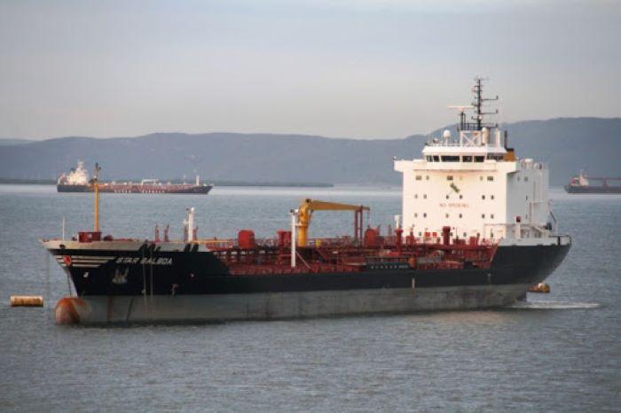 Oficiales de marina piden a Panamá intervenir en caso de buque Star Balboa