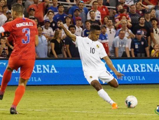 Panamá pierde 1-0 ante EE.UU y cierra como segundo Grupo D de Copa Oro