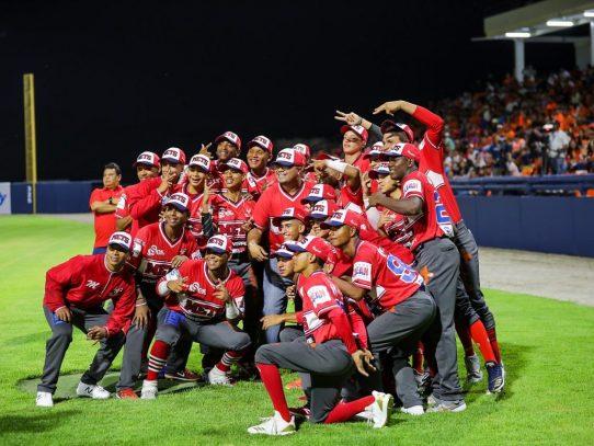 Panamá Metro venció a Los Santos 13-7 en juego inaugural del béisbol juvenil 2020