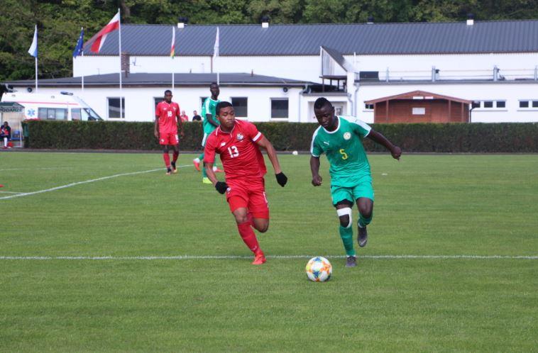 Sub-20 empató frente Senegal en su último partido de preparación