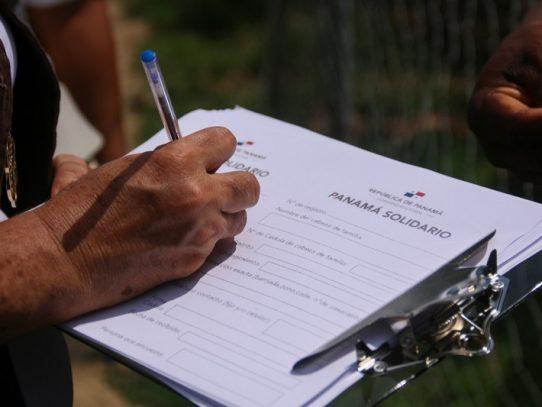 Más de 6 millones de operaciones realizadas a través del Plan Panamá Solidario