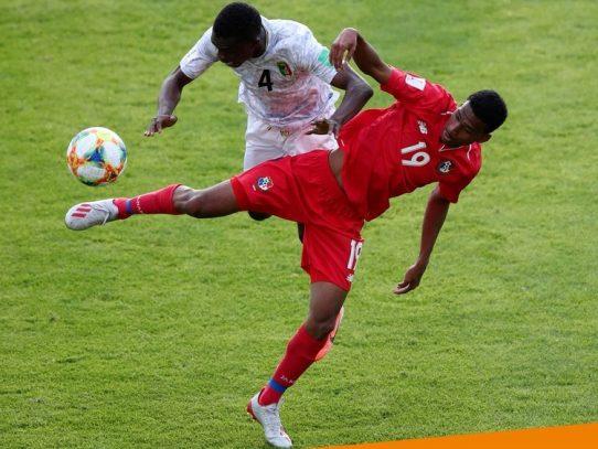 Panamá rescata un empate ante Malí en Mundial Sub 20