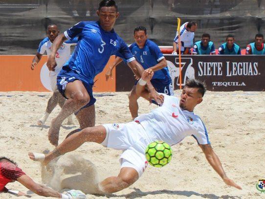 Panamá fuera del podio y sin Mundial de Fútbol Playa