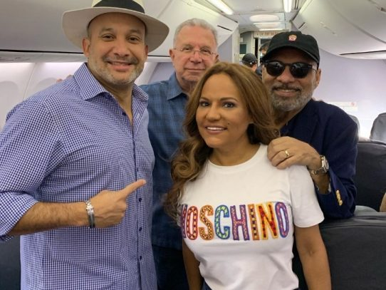 Artistas panameños acompañan a Mariano en Cooperstown
