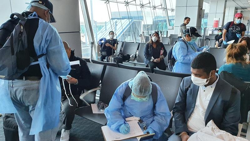 Gobierno anuncia cuatro vuelos humanitarios para repatriar a Panameños