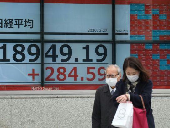 La pandemia avanza y los mercados retroceden