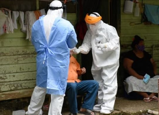 Covid-19: Se registran 1,146 casos nuevos y 28 muertes en últimas 24 horas