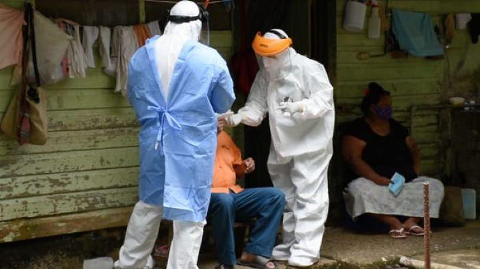 Panamá Oeste suma personal para reforzar trazabilidad