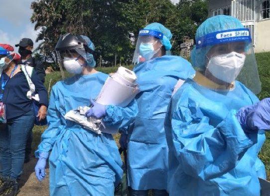 #Informe: Panamá vuelve a superar los mil casos por día de Covid-19