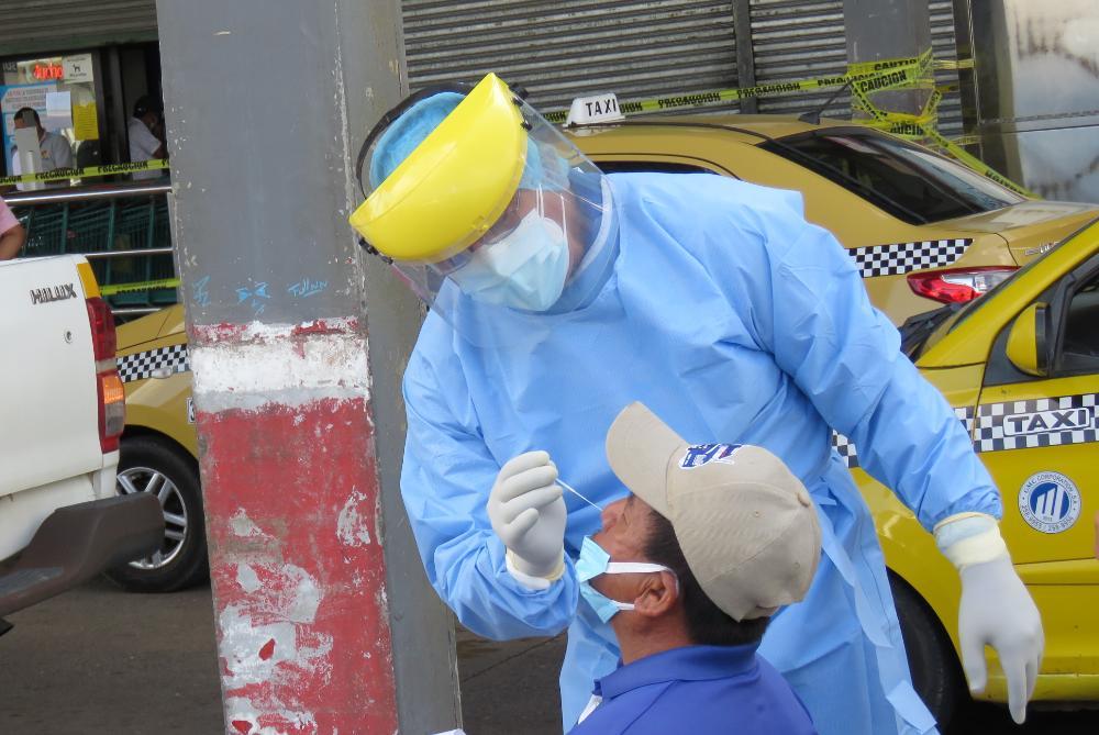 Pandemia: Panamá vuelve a superar los mil casos nuevos en 24 horas