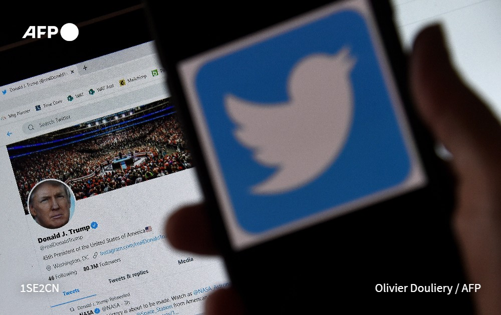 URGENTE: Twitter bloquea cuenta de campaña de Trump por desinformación sobre el covid-19