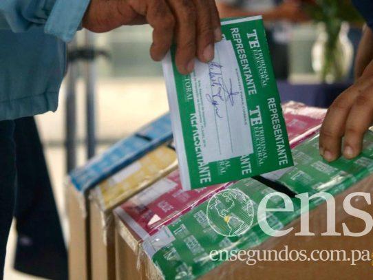 Elecciones parciales en corregimientos que empataron se harán el 9 de junio