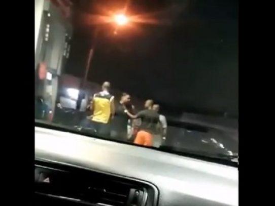 Detención provisional a un implicado en homicidio en gasolinera en San Antonio