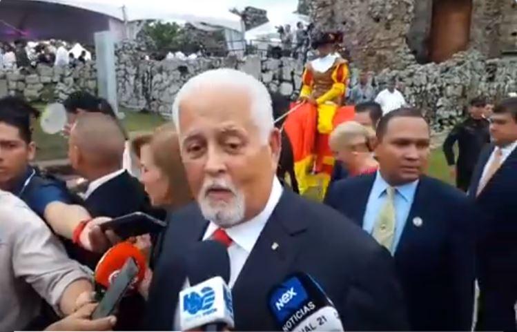 Pérez Balladares sobre caso Martinelli: Esperamos que haya sido un fallo en derecho