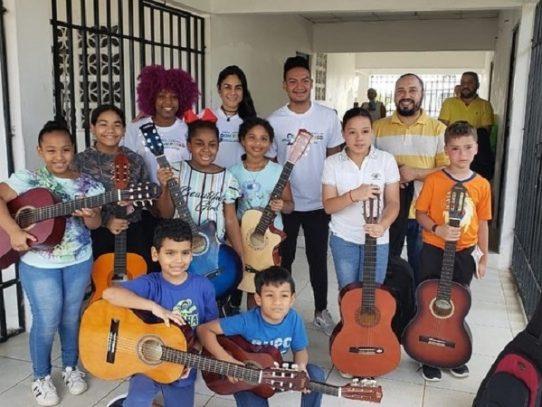 """Niños y niñas de Don Bosco se preparan para el """"Veranito Divertido"""""""