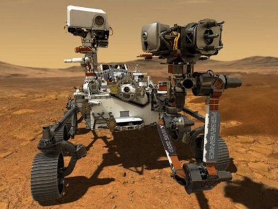 El próximo vehículo de la Nasa para explorar Marte se llamará Perseverance