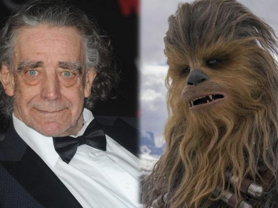 "Murió Peter Mayhew, intérprete de Chewbacca en ""Star Wars"""