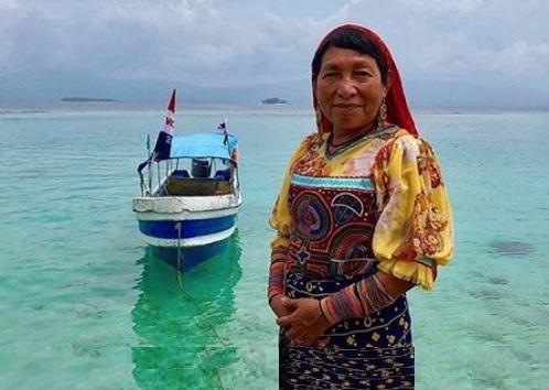 Petita: La diputada guna, enfocada en preservar su identidad en la Asamblea