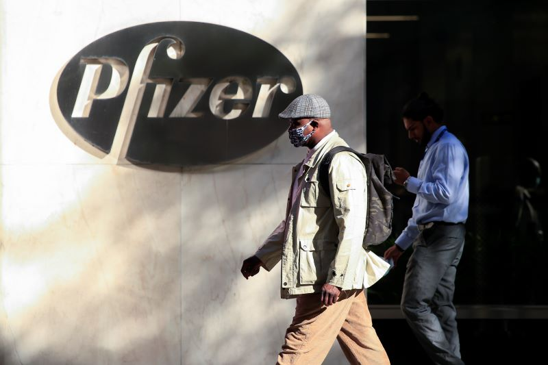 Pfizer inicia gestiones para registrar en Brasil su vacuna contra el covid-19