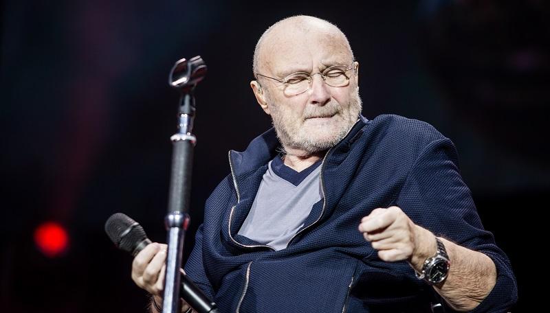Una canción de Phil Collins vuelve a los rankings por un video viral