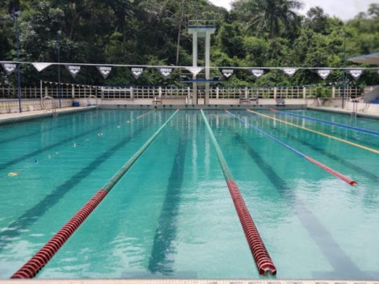 Inspeccionan la piscina olímpica de Albrook por caso Pandeportes