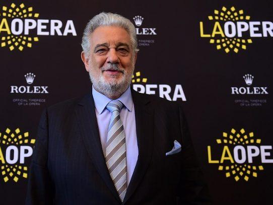 """""""Nunca abusé de nadie"""", dice Plácido Domingo"""