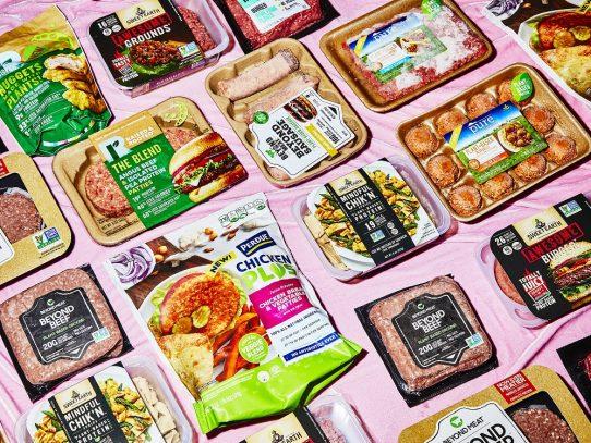 ¿Quiénes son los nuevos fabricantes de carne a base de plantas? Las grandes compañías cárnicas?