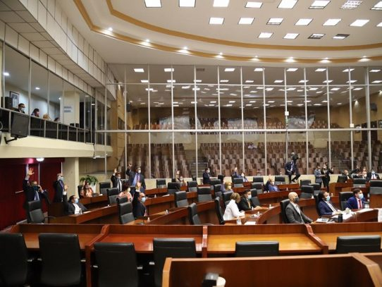 Debate del reglamento interno de la Asamblea iniciará este lunes