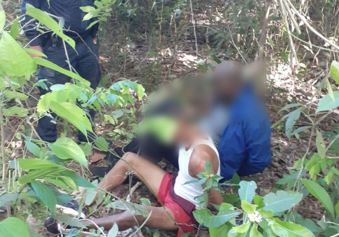 Capturan a tres personas con presunta droga y un teléfono satelital