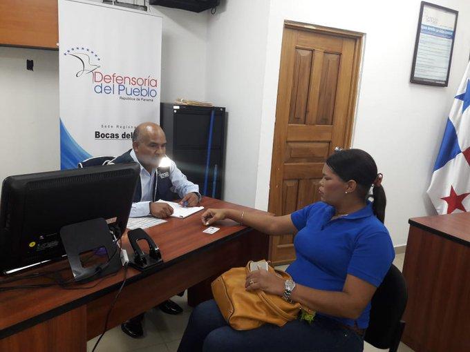 Defensoría investiga supuesta vulneración de derechos a policía que protestó en Almirante