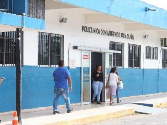 Policlínica Don  Laurencio Jaen de Sabanitas cerrará parcialmente