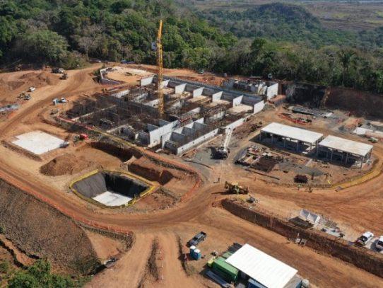 Aceleran construcción de la nueva planta potabilizadora de Arraiján