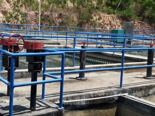 Reinicia operaciones la planta potabilizadora de La Chorrera