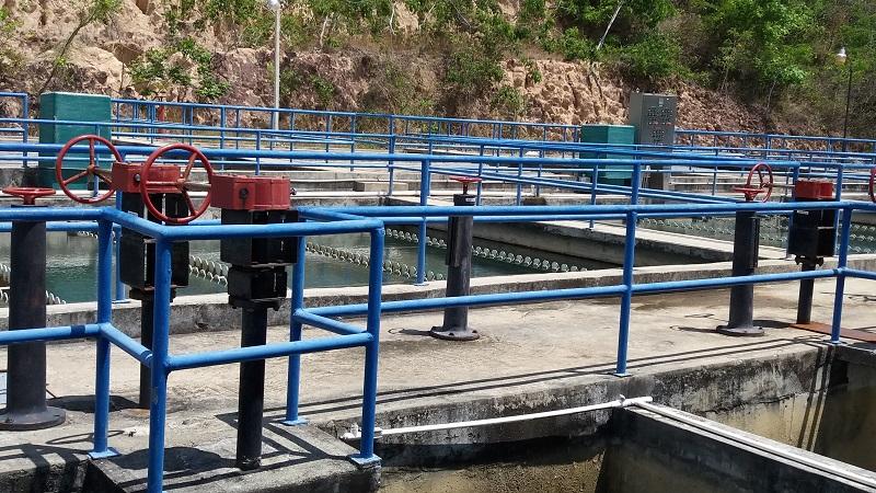 Áreas de La Chorrera sin agua por paralización de potabilizadora