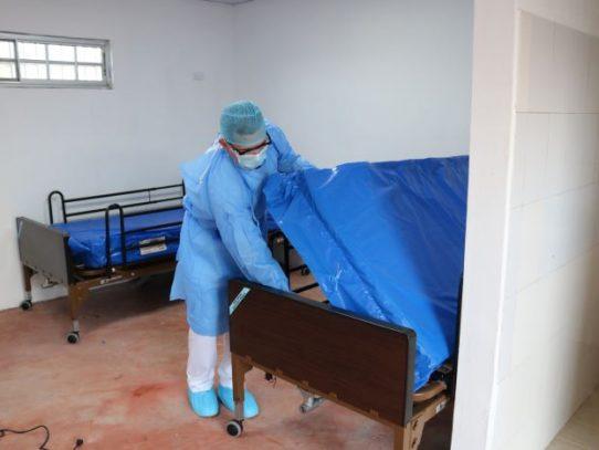 SP informa la recuperación de 602 de los 750 detenidos contagiados por Covid-19