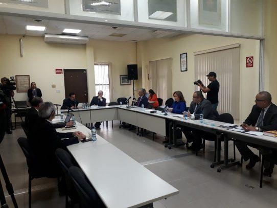 Definen comisión que evaluará a los aspirantes a magistrado de la CSJ