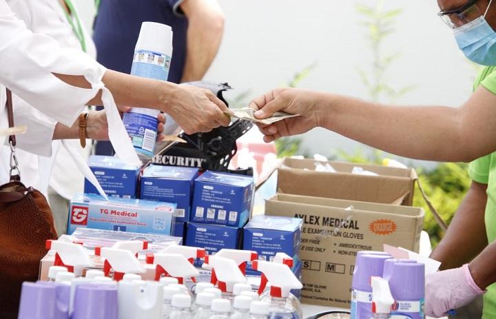 Minsa decomisó productos de higiene personal