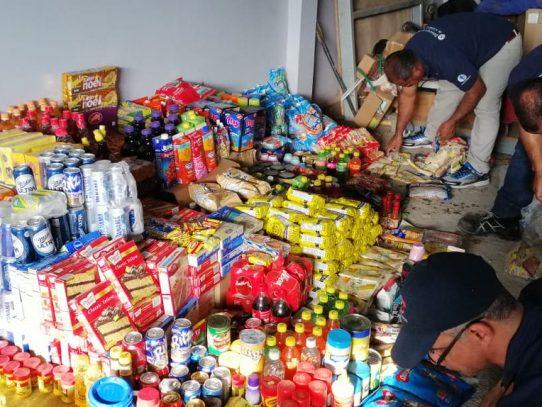 Detectan gran cantidad de productos irregulares en comercios de Veraguas