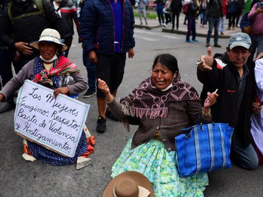 Choque con policías deja un muerto y suben a 10 los fallecidos en Bolivia