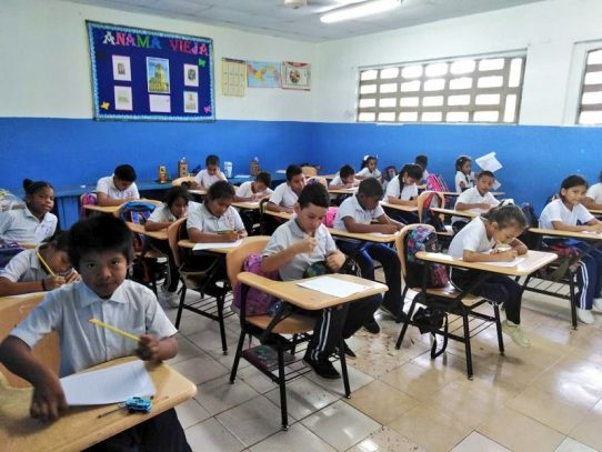 Meduca inicia aplicación de la prueba  ERCE en los colegios
